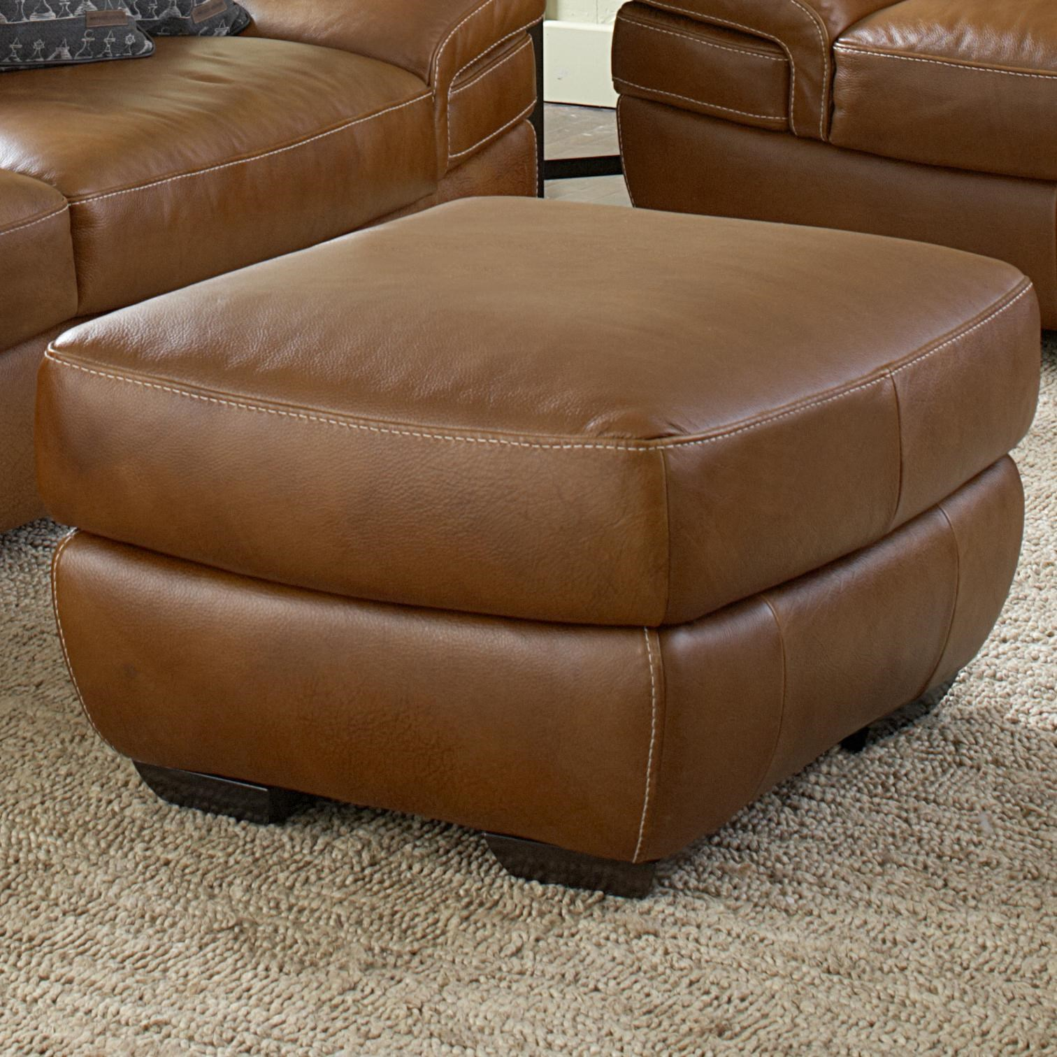 Fullsize Of Leather Plantation Chair And Ottoman