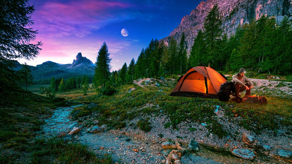 Camping  the secret to finally resetting your sleep cycle