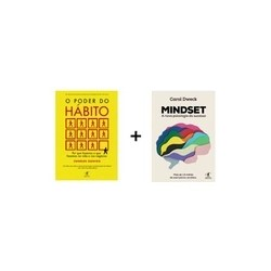 KIT O poder do hábito + Mindset