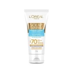 Protetor Solar Facial com Cor L'Oréal Paris FPS 70 50g
