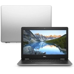 Notebook Dell Inspiron i14-3481-M40S 8ª geração Intel Core i3 4GB 128GB SSD 14