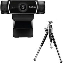 Webcam Logitech C922 Pro Stream Full Hd - 1080p