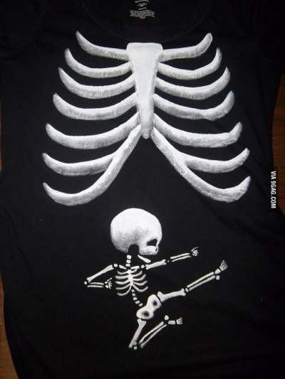 This is the best pregnancy announcement shirt ever! - 9GAG