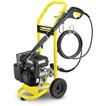 Kärcher G 4.10 M Vertical Gasolina 420l/h 2800W Negro, Amarillo pressure washer - Limpiador de alta presión (Vertical, Gasolina, 7,5 m, Negro, Amarillo, 420 l/h, 120 bar)