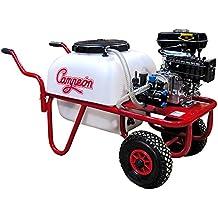 Campeón CP4-502 - Pulverizador caretilla, 2 ruedas (50 l)
