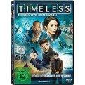 Timeless - Die komplette erste Season