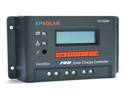 チャージコントローラー VS3024N 30A 12V/24V兼用