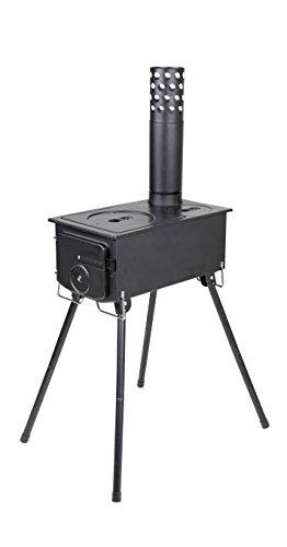 キャプテンスタッグ(CAPTAIN STAG) ストーブ BBQ KAMADO かまど 煙突 角型ストーブ UG-51