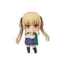 ねんどろいど 冴えない彼女の育てかた♭ 澤村・スペンサー・英梨々 ノンスケール ABS&PVC製 塗装済み可動フィギュア