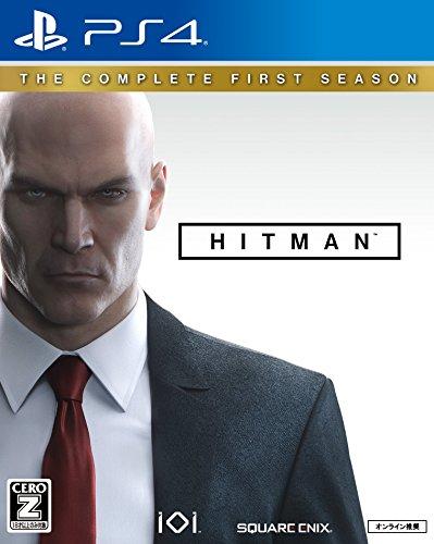 ヒットマン ザ・コンプリート ファーストシーズン - PS4