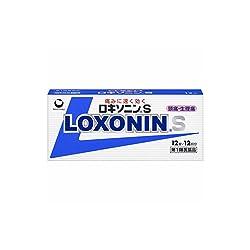 【第1類医薬品】ロキソニンS 12錠 ※セルフメディケーション税制対象商品