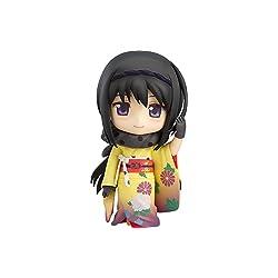ねんどろいど 劇場版 魔法少女まどか☆マギカ 暁美ほむら 晴着Ver. ノンスケール ABS&PVC製 塗装済み可動フィギュア