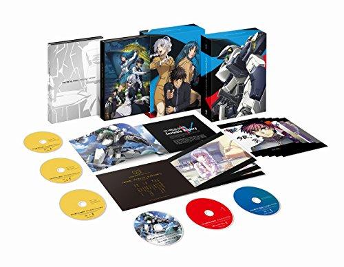 フルメタル・パニック! Invisible Victory(IV) BOX1 [Blu-ray]
