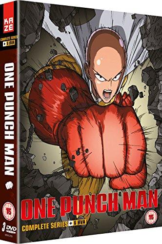 ワンパンマン ( コンプリート シリーズ 全12話 + OVA 6話 ) - One Punch Man ( Complete Series 1-12 + 6 OVA ) DVD