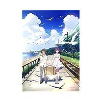【Amazon.co.jp限定】打ち上げ花火、下から見るか?横から見るか?(オリジナル特典:「描き下ろしイラスト使用 なずな等身大タペストリー(キャラクター:なずな)」付)(完全生産限定版) [Blu-ray]