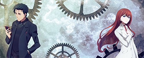 【Amazon.co.jp限定】シュタインズ・ゲート ゼロ Vol.6(全巻購入特典:アニメ描き下ろしイラスト使用全巻収納BOX&B1布ポスター 引換シリアルコード付) [Blu-ray]