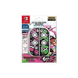 Joy-Con HARD COVER COLLECTION for Nintendo Switch (splatoon2)Type-B【カバー色:ブラック】 任天堂公式ライセンス商品