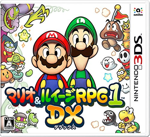 マリオ&ルイージRPG1 DX 【Amazon.co.jp限定】オリジナルマイクロファイバー(コースターサイズ) 付
