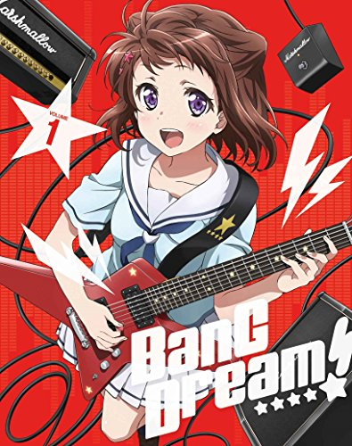 BanG Dream! Vol.1 [Blu-ray]