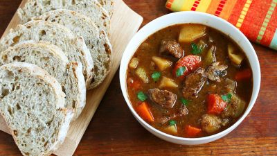 How to Make Classic Beef Stew recipe - from Tablespoon!