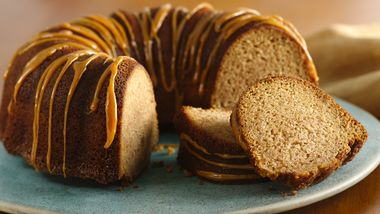 Salted Caramel-Stuffed Snickerdoodles recipe from Betty Crocker