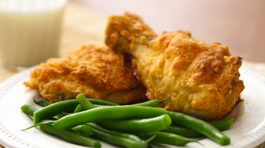 Gluten-Free Oven Baked Chicken recipe from Betty Crocker