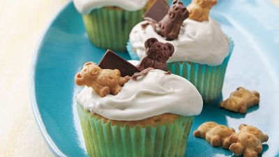 S'mores Cupcakes recipe from Betty Crocker