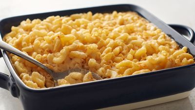 Homemade Baked Macaroni and Cheese Recipe - Tablespoon.com
