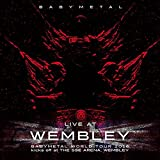 LIVE AT WEMBLEY (Amazonロゴ柄CDペーパーケース付)