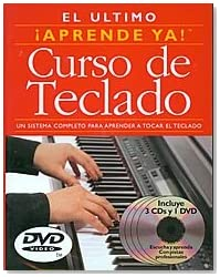 A Tocar Piano (Playing Piano) with CD