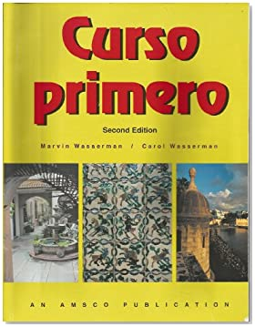 Curso Primero: Workbook for a First Course in Spanish