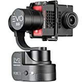 EVO SS 3 axis wearable gimbal for action cameras the EVO SS 3 axis wearable gimbal allows you to effortlessly shoot silky smooth video with your action camera. The EVO SS works with a wide range of popular action cameras such as the Gopro hero4 black...