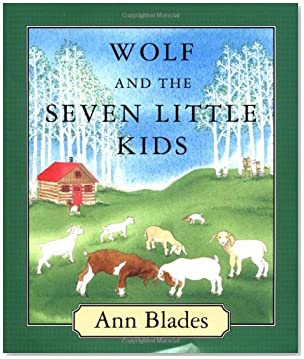 Wolf and the Seven Little Kids, The