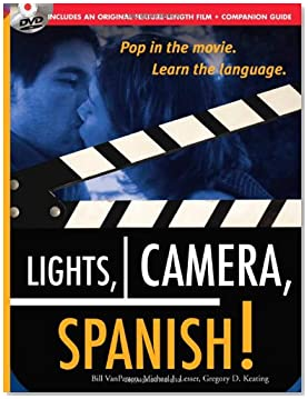 Lights, Camera, Spanish!
