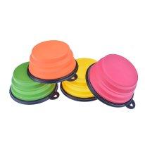 4-pack light weight dog bowls