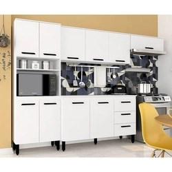 Cozinha Compacta 4 Peças Elaine - Moveis Arapongas