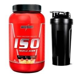Kit ISO Triple Zero 900g Integralmedica + Coqueteleira