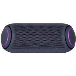 Caixa de Som Portátil LG XBOOM GO Pl7 Meridian 30W Bluetooth IPX5 com Comando de Voz Surround e 24h de Bateria