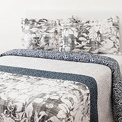 Colcha Casal Boutis Amore com 2 Portas Travesseiros - Casa & Conforto