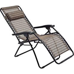 Cadeira Sevilha Reclinável Preto - Mor