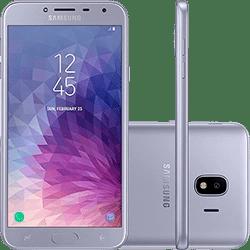 Smartphone Samsung Galaxy J4 32GB Dual Chip Android 8.0 Tela 5.5