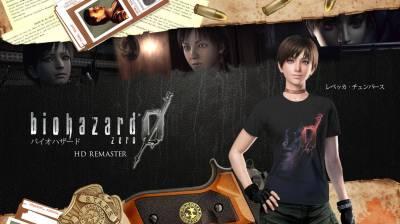 Resident evil 0 HD Remaster Wallpaper - Rebbeca by h4nabi on DeviantArt
