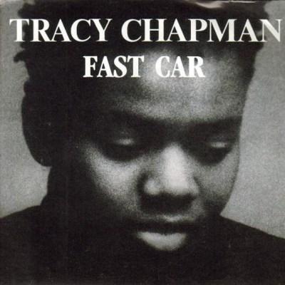45cat - Tracy Chapman - Fast Car / Fast Car - Elektra - Spain - 941