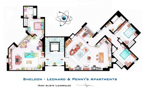 Medium Of Apartment Floor Layout