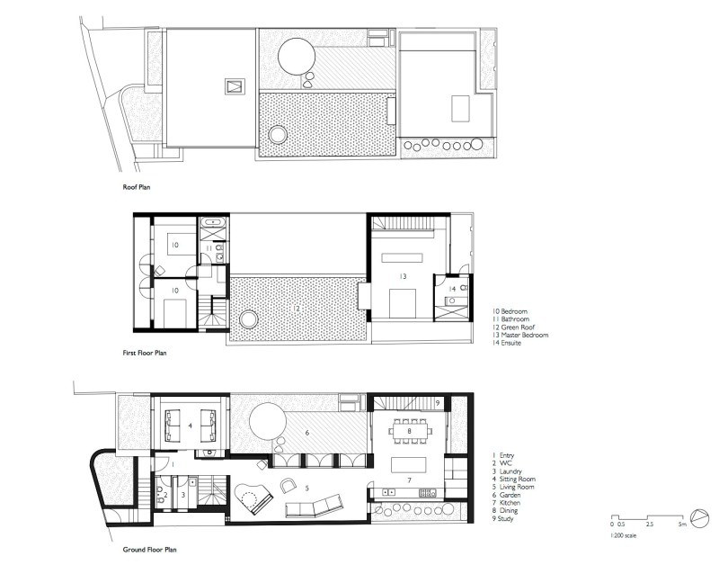 Large Of Courtyard House Plans