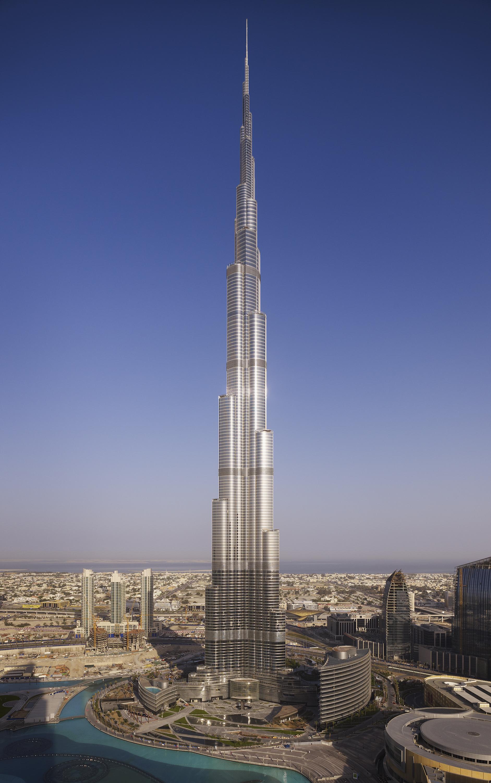 Burj Khalifa / SOM | ArchDaily