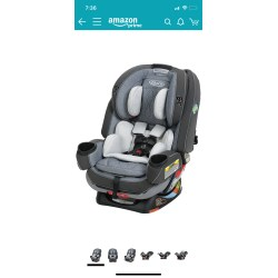 Small Crop Of Graco 4ever Car Seat