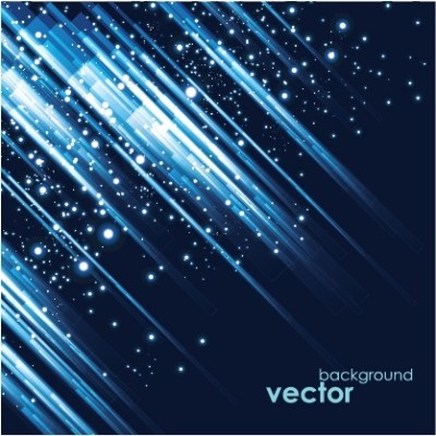 Cool blue glare background vector Free vector in Encapsulated PostScript eps ( .eps ) vector ...