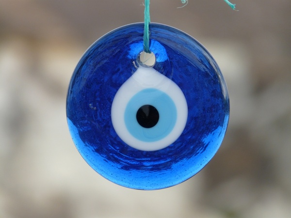 It just might help you win - the lucky eye, Nazar!