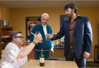 Argo : photo Alan Arkin, Ben Affleck, John Goodman